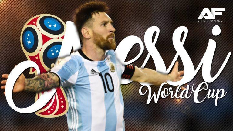 Russia 2018 Cup World: Argentina na-adabere na Messi