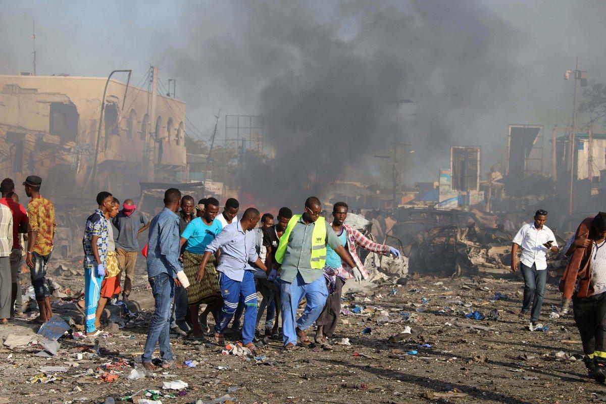BOMBU NA-EGBU 5 N'OGE EGWUREGWU FOOTBALL NA SOMALIA