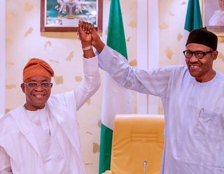 Oyetola and Buhari