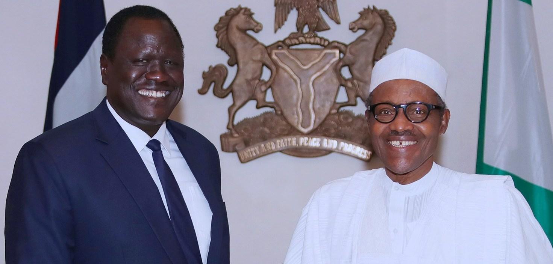 Buhari and Sudan