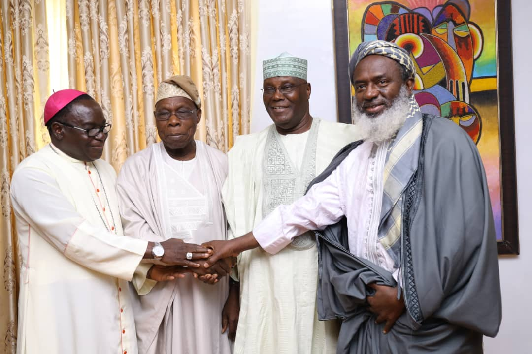 OBJ and Atiku Reconciliation