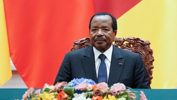 cameroon president