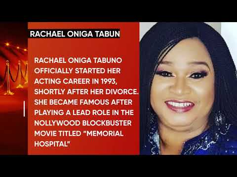 Ihe banyere Rachael Oniga