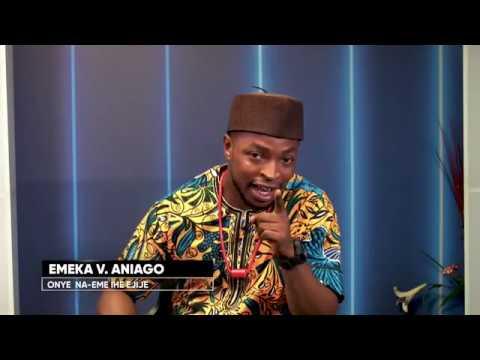Ihe onye ọ bụla chọrọ ibanye na Nollywood kwesiri ịma - Emeka Aniago