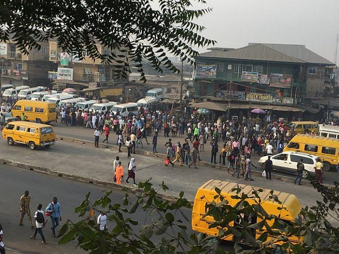 Lagos okada ban